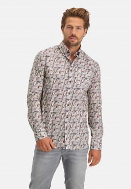 Stretch-shirt-made-of-cotton