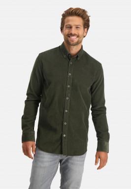 Fijn-geribd-overhemd-met-regular-fit