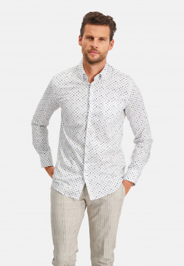Modern-Classics-overhemd-met-print
