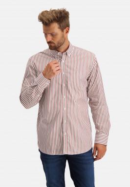 Poplin-shirt-with-stripes