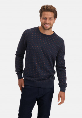 Pullover-fancy-with-crew-neck