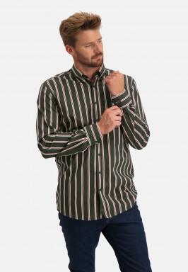 Katoenen-overhemd-met-streepdessin