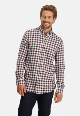 Twill-overhemd-van-100%-katoen
