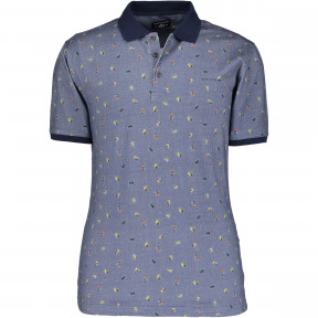 Poloshirt-jersey-with-bugs-print