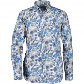 Hemd,-Blumendruck