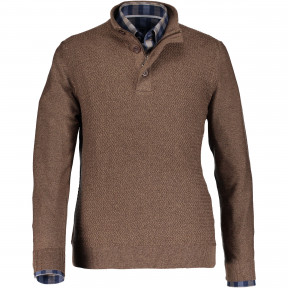 Fine-knitted-pullover-made-of-cotton