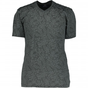 T-Shirt-V-Neck-Print