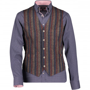 Gilet-striped-with-regular-fit