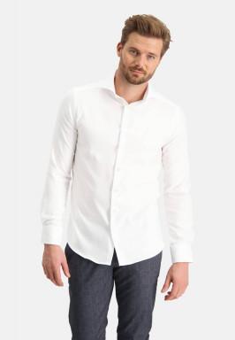 Modern-Classics-Hemd,-Long-Lasting-White