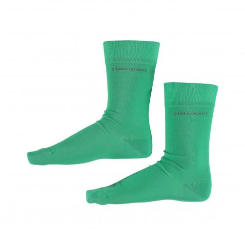 Socken,-uni---palmengrün-uni