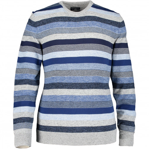 Pullover-made-of-cotton-with-linen