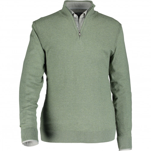Pullover-with-a-half-zip