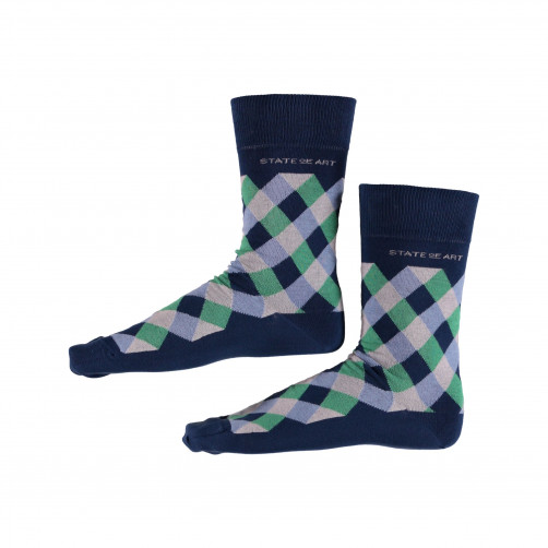 Socks-Checked
