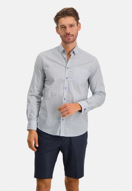 Stretch-overhemd-met-regular-fit