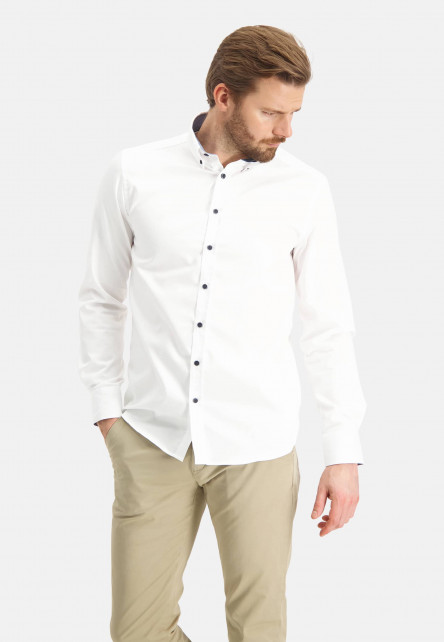 Easy-Care-shirt-with-a-regular-fit---white-plain