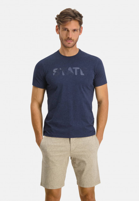 T-Shirt-Crew-Neck-Plain---dark-blue-plain