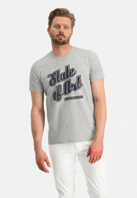 T-Shirt-Crew-Neck-Plain---lightgrey-plain