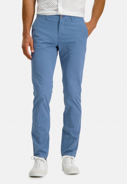Chino-with-a-print---grey-blue-plain