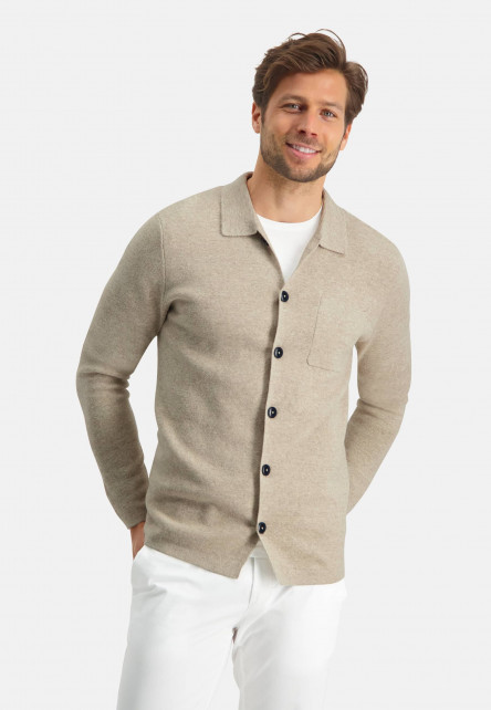 Modern-Classics-cardigan-with-chest-pocket---cream-plain
