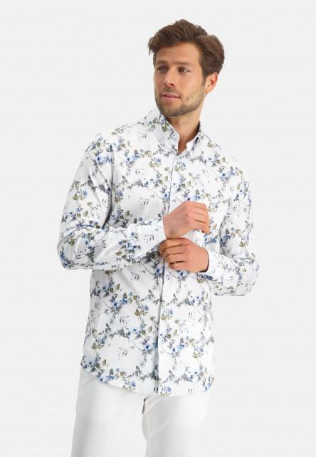 Modern-Classics-shirt-with-a-floral-print---light-bleu/cobalt
