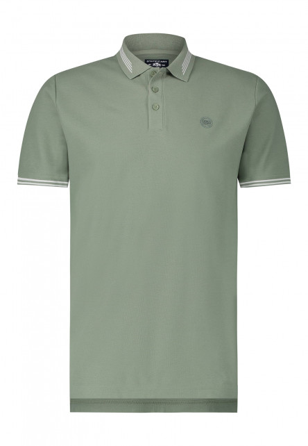 Polo-with-regular-fit-and-chest-logo