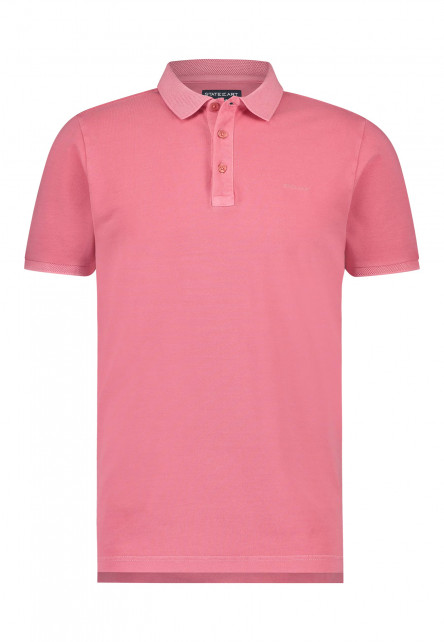 Polo-with-modern-fit-and-short-sleeve