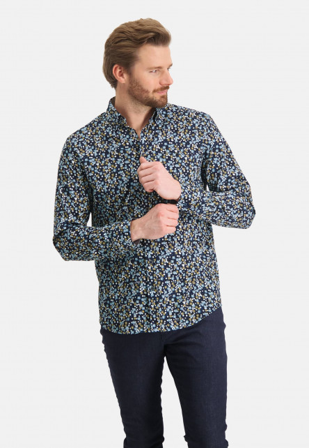 Shirt-with-a-floral-print