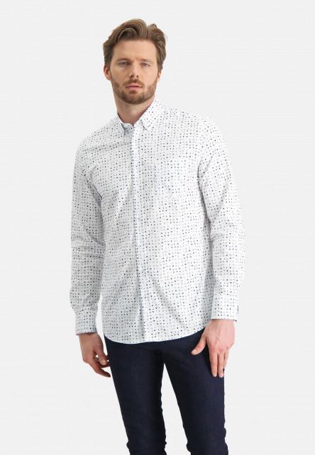 Hemd,-Allover-Druck