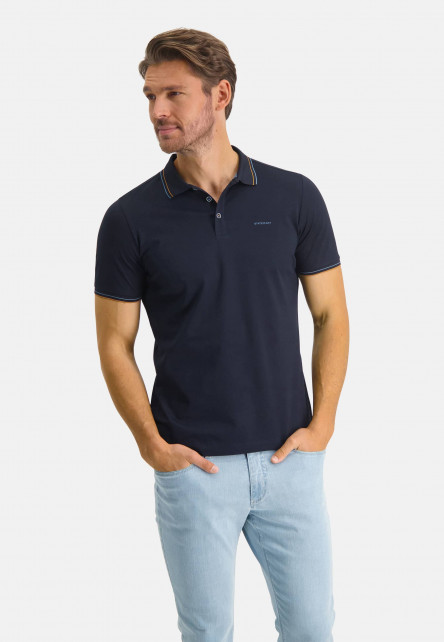 Poloshirt,-regular-fit,-Brustlogo