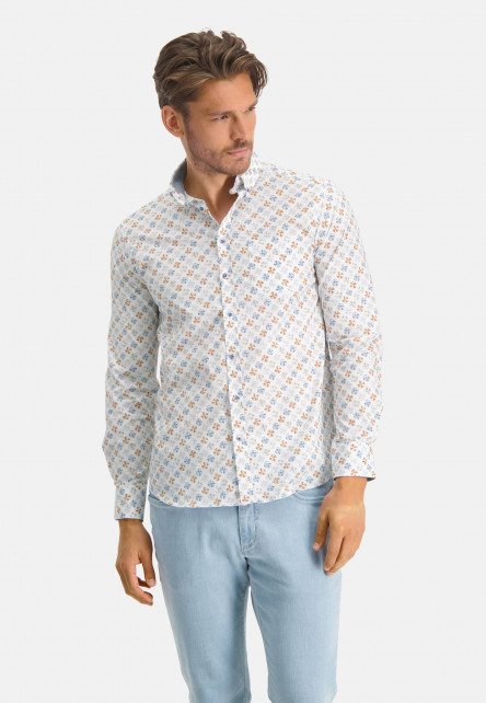 Stretch-shirt-with-print