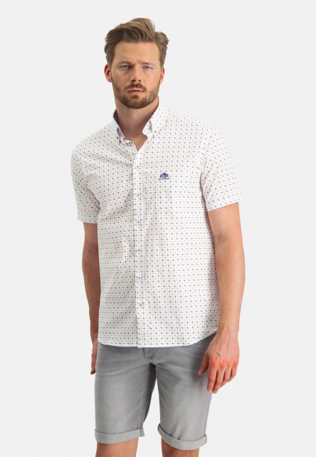 Shirt-with-a-brand-logo