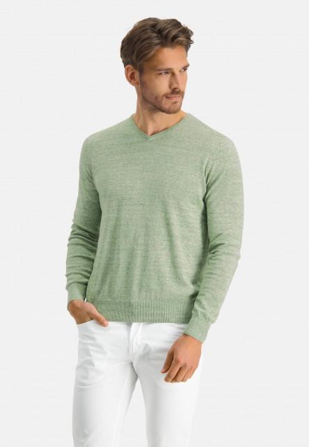 Modern-Classics-jumper-with-V-neck