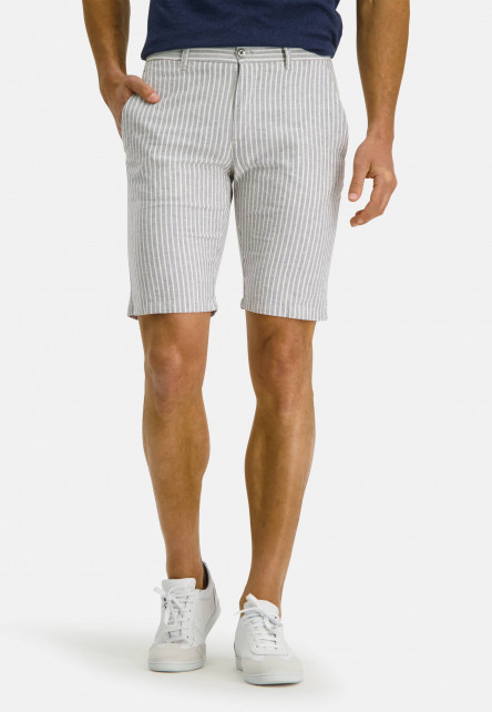 Bermuda-striped-with-regular-fit