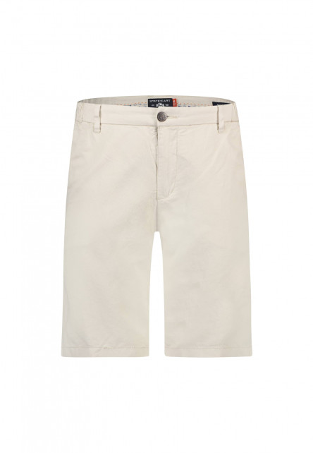 Shorts-of-a-linen-blend