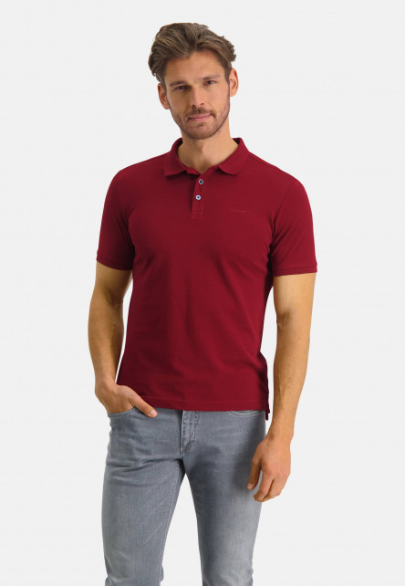 Poloshirt,-Piqué,-reguar-fit