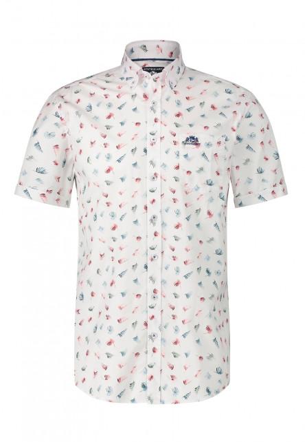 Poplin-shirt-with-a-botanic-print