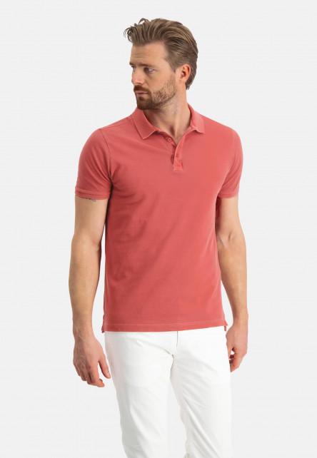Poloshirt,-Piqué,-kurzarm,-uni
