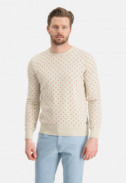 Crew-neck-jumper-with-all-over-print