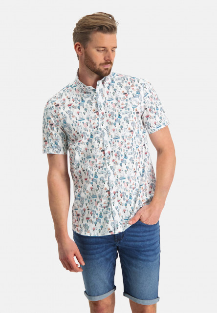 Shirt-with-a-balloon-print