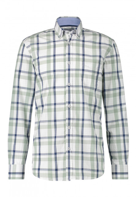 Checked-shirt-made-of-100%-cotton