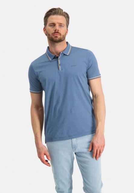 Poloshirt,-Jersey,-merzerisiert