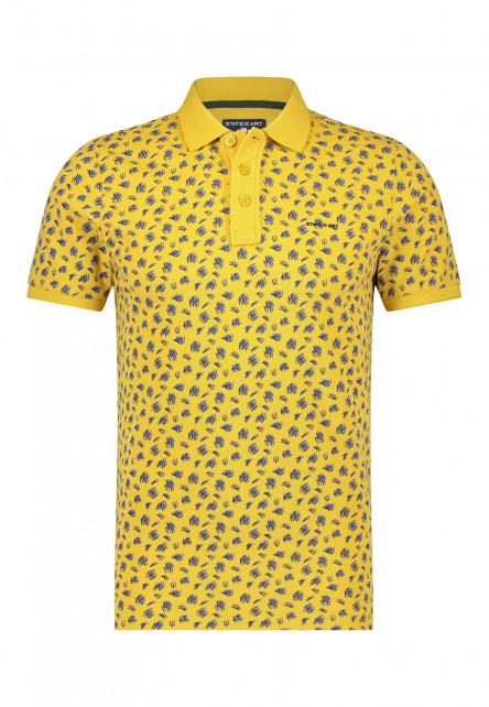 Poloshirt,-Brustlogo,-Bio-Baumwolle