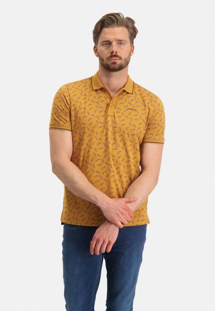 Poloshirt,-Autodruck