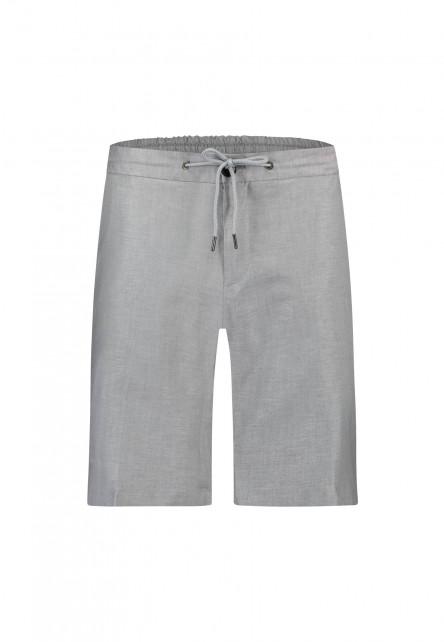 Modern-Classics-stretch-shorts-of-a-linen-blend