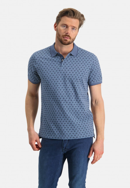 Printed-polo-of-organic-cotton