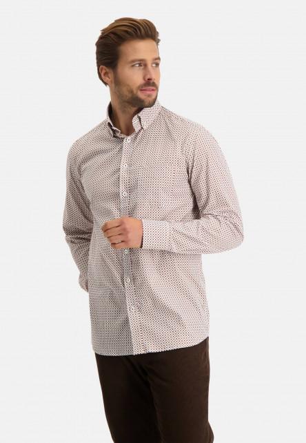Shirt-with-a-dot-print