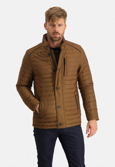 Half-long-jacket-with-turtle-neck
