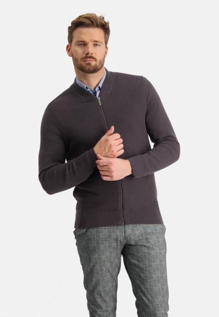 Cardigan-en-tricot-structure