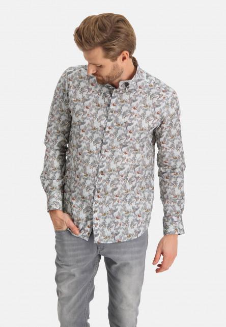 Shirt-with-a-bird-print