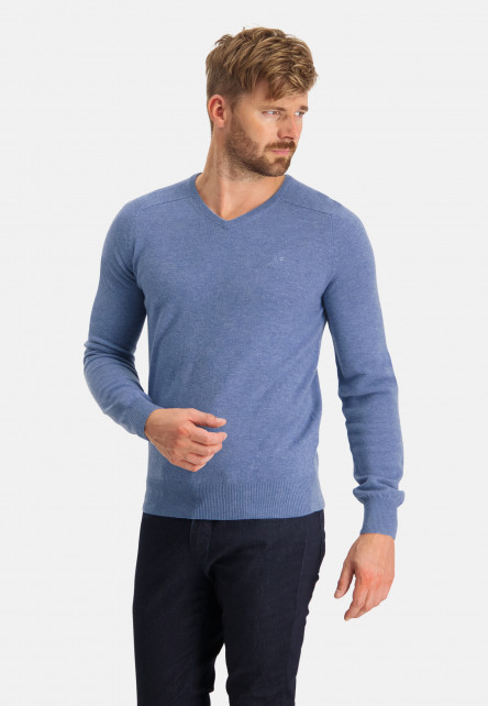 Pullover-made-of-merino-lambswool
